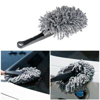 Home Microfiber Kitchen Duster Mop Car Duster Auto Dusting Brush Cleaning Tool