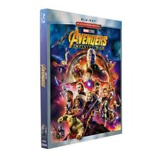 **Blu Ray**Marvels Avengers Infinity War With Slipping And Sealed Brand New