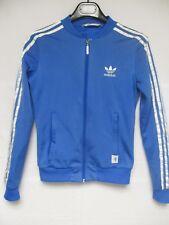 Veste ADIDAS bleu sport détente tracktop jacket 36