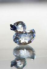 SWAROVSKI CRYSTAL HAPPY DUCK - CHEERFUL ZOE 1041291 MINT BOXED AND RETIRED
