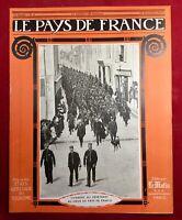 Ecosse Revigny sur Meuse 1914 Villers aux vents Saint Nazaire Belges à Dunkerque