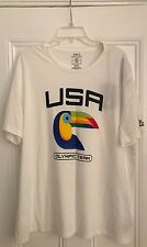 Authentic Polo Ralph Lauren USA United States Toucan Olympic Team tee Supreme