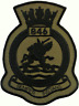 846 Naval Air Squadron Fleet Air Arm Royal Navy Subdued Embroidered Patch