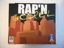 RAP'N GOSPEL : FRATERNITE [ CD-MAXI PORT GRATUIT ]