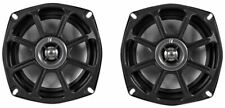 "Kicker Powersports 10PS5250 5.25"" Harley Davidson Motocicleta altavoces PS5250"