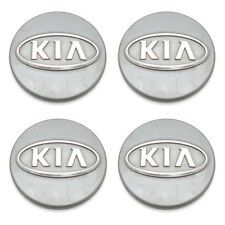 4- FREE SHIPPING Kia Sportage Forte Optima 52960-1F250 Wheel Center Caps Hubcaps