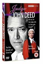Judge John Deed : Pilot & Complete BBC Series 1 DVD Region 4 New Sealed