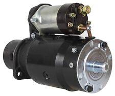 NEW STARTER JOHN DEERE BACKHOE COMBINE TRACTOR GAS AR91813 AT18025 TY1465 TY6639