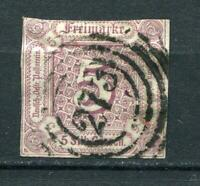 Germany/States Thurn and Taxis 1859 Sc 13 Mi 18 Used CV $400 2429