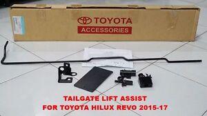 LABOR SAVING OPEN-CLOSE TAILGATE GENUINE FOR TOYOTA HILUX REVO M70 80 2016-17