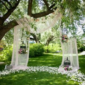 Wedding Decor Trees Flowers Backdrop Background Photo Studio Props Vinyl 8x8ft