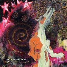 CARLA BOZULICH - BOY  CD NEU
