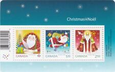 Canada 2014 Souvenir Sheet #2796 Christmas Santa - MNH