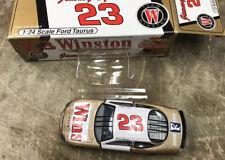 JIMMY SPENCER #23 WINSTON 1/24 REVELL IN CASE 1999 NASCAR DIECAST