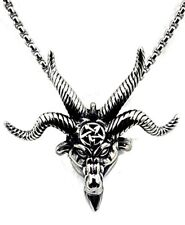 HAUNTED SATANIC DEMONIC NECKLACE, HE WILL GIVE YOU THE POWER. FREE DOLL, DJINN.