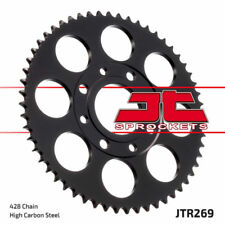 Honda XL185 S-Z,A,B,D,H,J,K,L,M,P 1979-1993 JT Rear Sprocket JTR269 - 49 Tooth