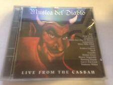 MUSICA DEL DIABLO VARIOUS ARTISTS 1993 Punk Rock Casbah San Diego