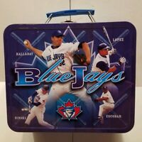 MLB Toronto Blue Jays 2002 Lunchbox & Thermos SGA Roy Halladay NEW