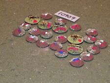6mm napoleonic battle markers (as photo) (10909)