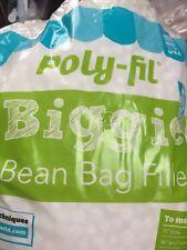 Poly-fil Bean Bag Filler- 1 oz bag 100% polystyrene beads- new repackaged bulk