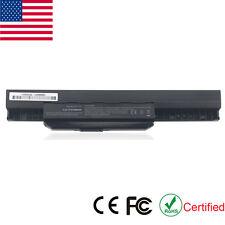 Battery A41-K53 for ASUS A43 A53U A53Z A54 K43 K43B K43S K53 K53E K54 X43 X53