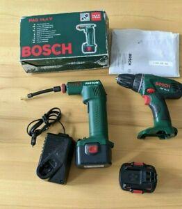 Bosch PAG 14,4 Volt , Akkupumpe , Druckluftpumpe , Kompressor , Luftpumpe