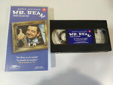 MR BEAN ROWAN ATKINSON IS GOING TO THE CITY + BUS STOP COLLECTION VHS SPANISH