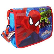 Marvel Ultimate Spiderman Kids School Despatch Bag Brand New Gift
