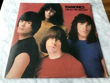 Ramones End Of The Century LP SEAED! Orig. 1980 Sire SRK 6077  NO BARCODE! RARE!