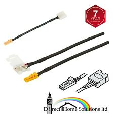 Hafele Loox 12V LED Connecting Lead / Length 2000mm / 2029 / 2037 / 2043 / 2045