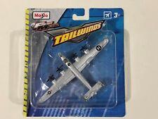 Maisto Tailwinds Diecast B-24 Liberator 2018 Card NEW SEALED