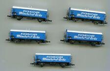 More details for 5 x marklin   kulmbacher monchshof-brau bier wagon