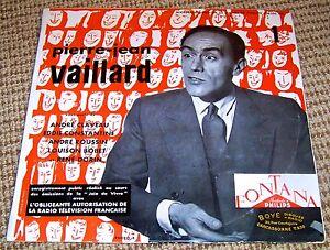 PIERRE-JEAN VAILLARD - 1956 Fontana 460-200 MR (France) 10-inch LP