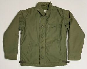 Original 1986 Dated Type A1 Permeable Cold Weather Jacket, Size Medium
