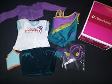 American girl MCKENNA ~ PRACTICE OUTFIT ~ EXCELLENT CONDITION ~ ORIGINAL BOX