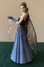 *VISION* Dragonsite Zodiac Fairy LE #1010/2400 RETIRED Jessica Galbreth RARE
