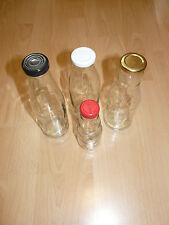 4 Flaschen: 3 x 0,5 l, 1 x 0,2 l