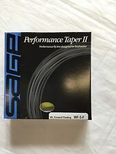 CLOSEOUT - SAGE PERFORMANCE TAPER II WF5F FLY LINE - LOT OF 5 LINES