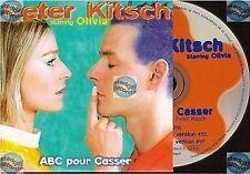 PETER KITSCH ABC POUR CASSER CD SINGLE