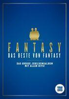 FANTASY - DAS BESTE VON FANTASY - DAS GROßE JUBILÄUMSALBUM   DVD NEU
