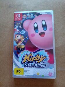 Kirby Star Allies (Nintendo Switch, 2018)