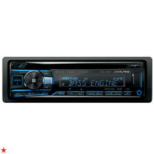 ALPINE CDE-175BT SINGLE-DIN CD CAR STEREO WITH BLUETOOTH USB & AUXILIARY INPUT