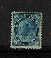 Canada SC# 70, Mint Hinged, Hinge Remnant, Horizontal Crease - S2625