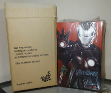 Hot Toys Avengers Exclusive Iron Man Mark VII 7 Stark 1/6 Scale Figure