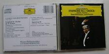 BEETHOVEN  (CD)  SYMPHONIE N°3 EROICA - LEONARD BERNSTEIN