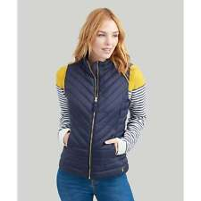 Joules Milham Gilet UK 10 Pheasant Design Lined With Tags