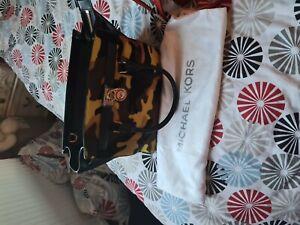 Michael kors bag used