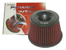 Universal APEXI Power Intake Flow Reloaded Air Filter Dual Funnel Adapter 75mm