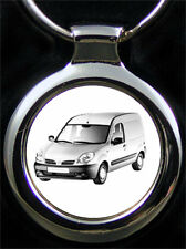 Nissan Kubistar Schlüsselanhänger Kubistar als Bildgravur inkl. Textgravur