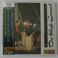 STYLE COUNCIL-Introducing The Style Council Japon SHM MINI LP CD Nouveau UICY - 93578
